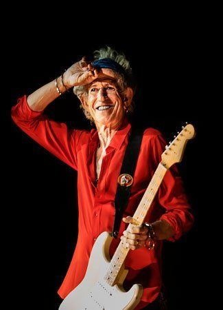 Under the influence (2015) – Keith Richards